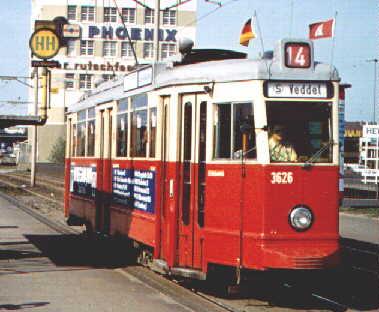 Hamburger Strassenbahn