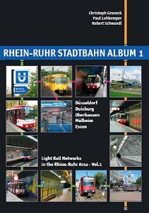 Cover RHEIN-RUHR STADTBAHN ALBUM 1