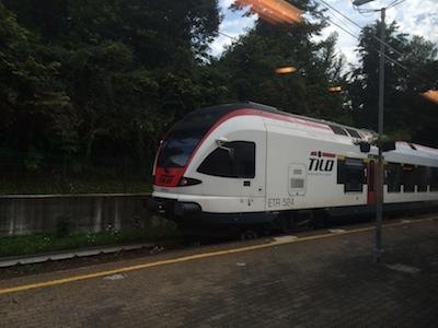 S30 Tessin in Porto Valtrivaglia