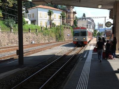 S60 in Ponte Tresa