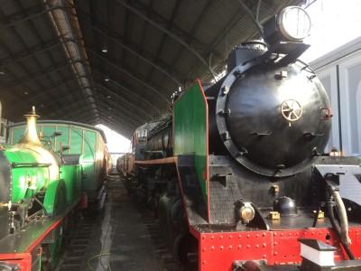 Eisenbahnmuseum Madrid