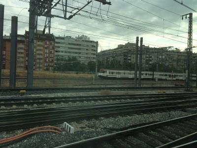 Z�ge der Linien C7 und C10 verkehren von Principe Pio in Richtung Norden