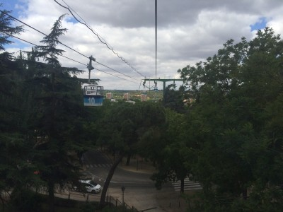 Seilbahn Madrid