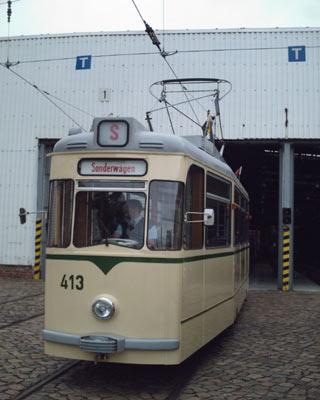 Bild vom Besuch bei der IG Nah Magdeburg