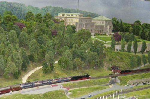 Impressionen der Modellbahnwelt Oberhausen