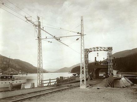 Tinnoset Hafen (1911)