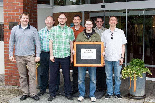 Gesamtteam-Treffen 14. Juni 2014 in Braunschweig
