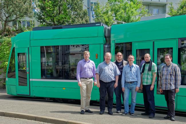 Gesamtteam-Treffen am 16. Mai 2015 in Basel