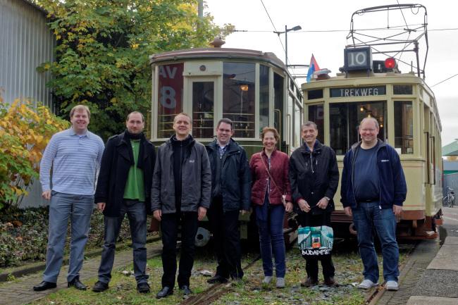 Gesamtteam-Treffen am 30. Oktober 2016 in Amsterdam