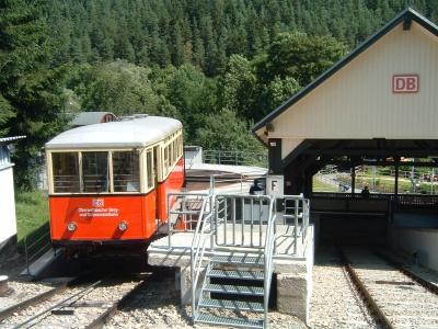 Die Bergbahn